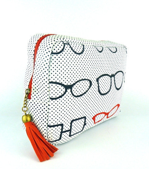 Eye Spy Large Cosmetic Bag