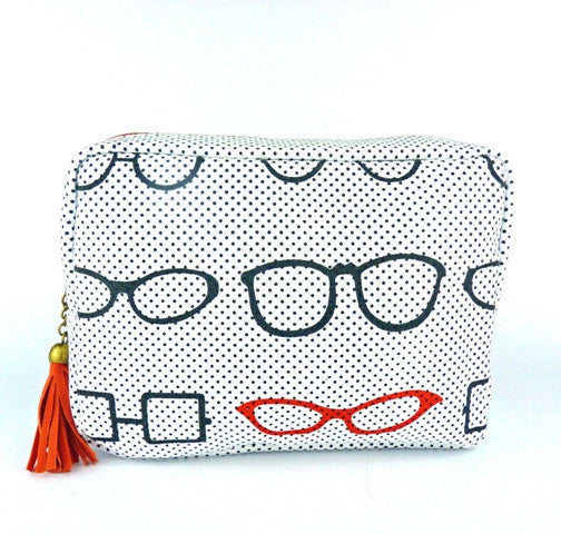 Eye Spy Large Cosmetic Bag - Kate Garey