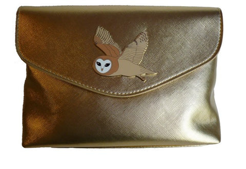 Barn Owl Handbag