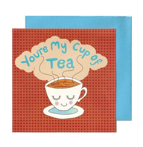My Cup of Tea Card - Kate Garey