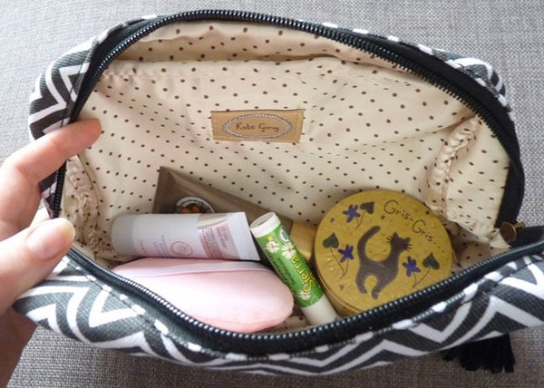 Mad Legs Cosmetic Bag - Kate Garey