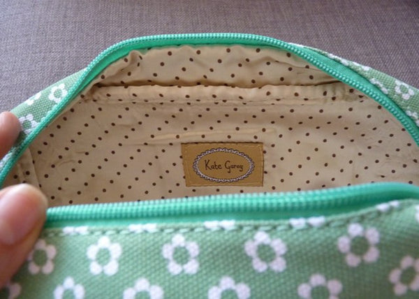 Big Toms Large Cosmetic Bag - Kate Garey