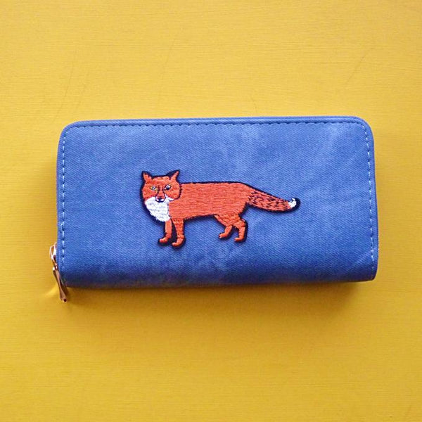 Mr Fox Purse - Kate Garey