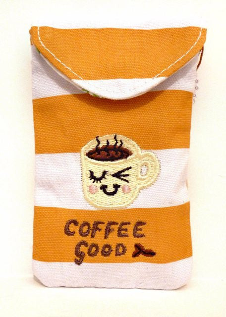 Coffee Small Pouch - Kate Garey