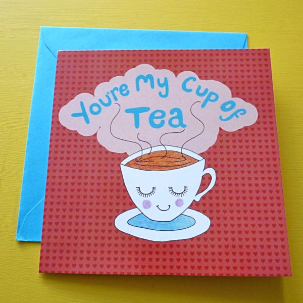 Tea Time Card Pack - Kate Garey