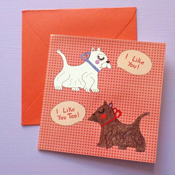 Cats & Dogs Card Pack - Kate Garey