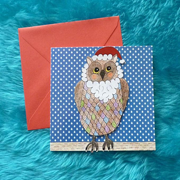 Christmas Cards 12 Pack - Kate Garey