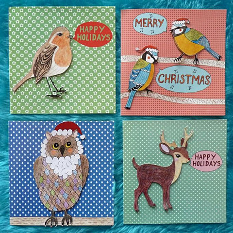 Christmas Cards 12 Pack