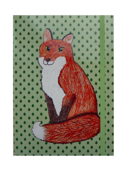 Mr Fox Notebook - Kate Garey