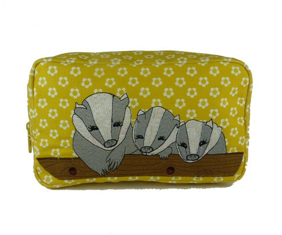 Badgers - Kate Garey