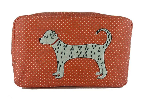 Dalmatian Cosmetic Bag - Kate Garey