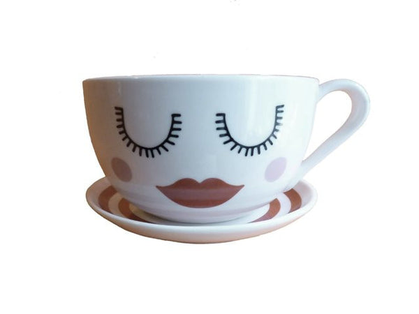 Tea Cup & Saucer Collection - Kate Garey