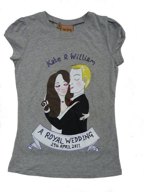Kate & Wills T-shirt - Kate Garey