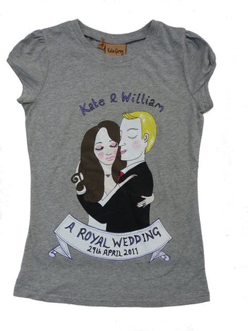 Kate & Wills WeT-shirt - Kate Garey