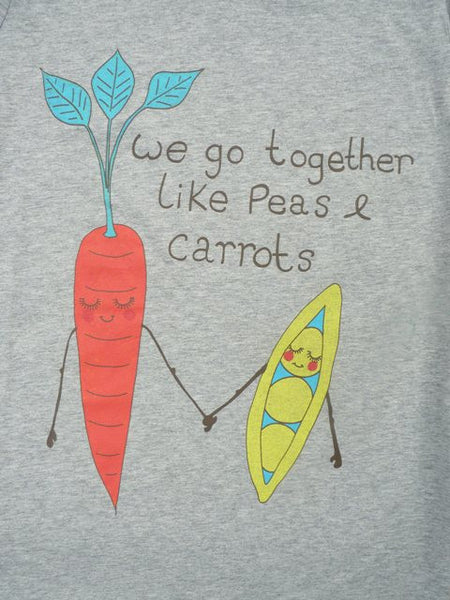 Peas & Carrots - Kate Garey