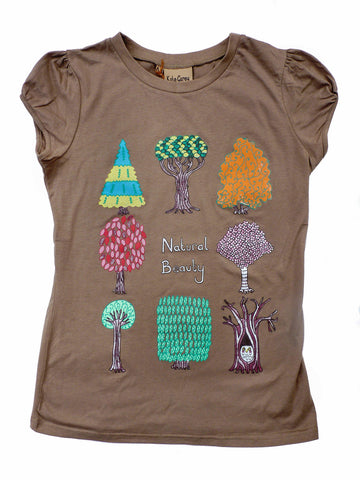 Natural Beauty T-shirt - Kate Garey