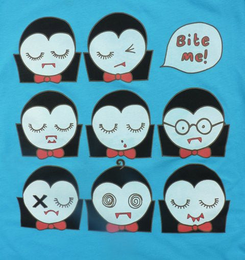 Little Vamps T-shirt - Kate Garey