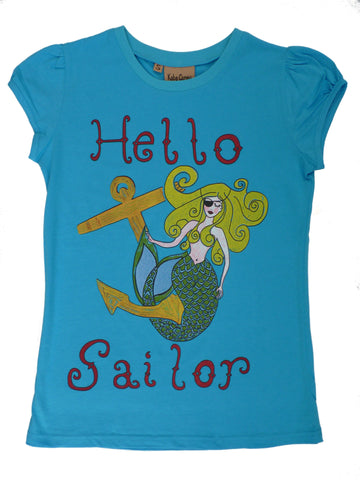 Hello Sailor - Kate Garey
