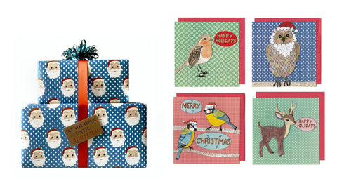 Christmas Gift Wrap Bundle - Kate Garey