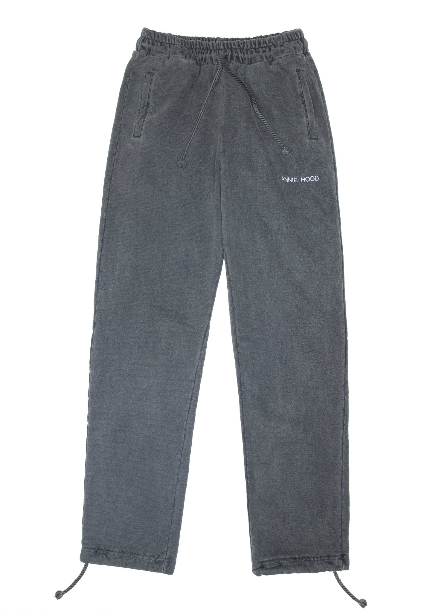 AH ESSENTIAL JOGGERS- WASHED BLACK