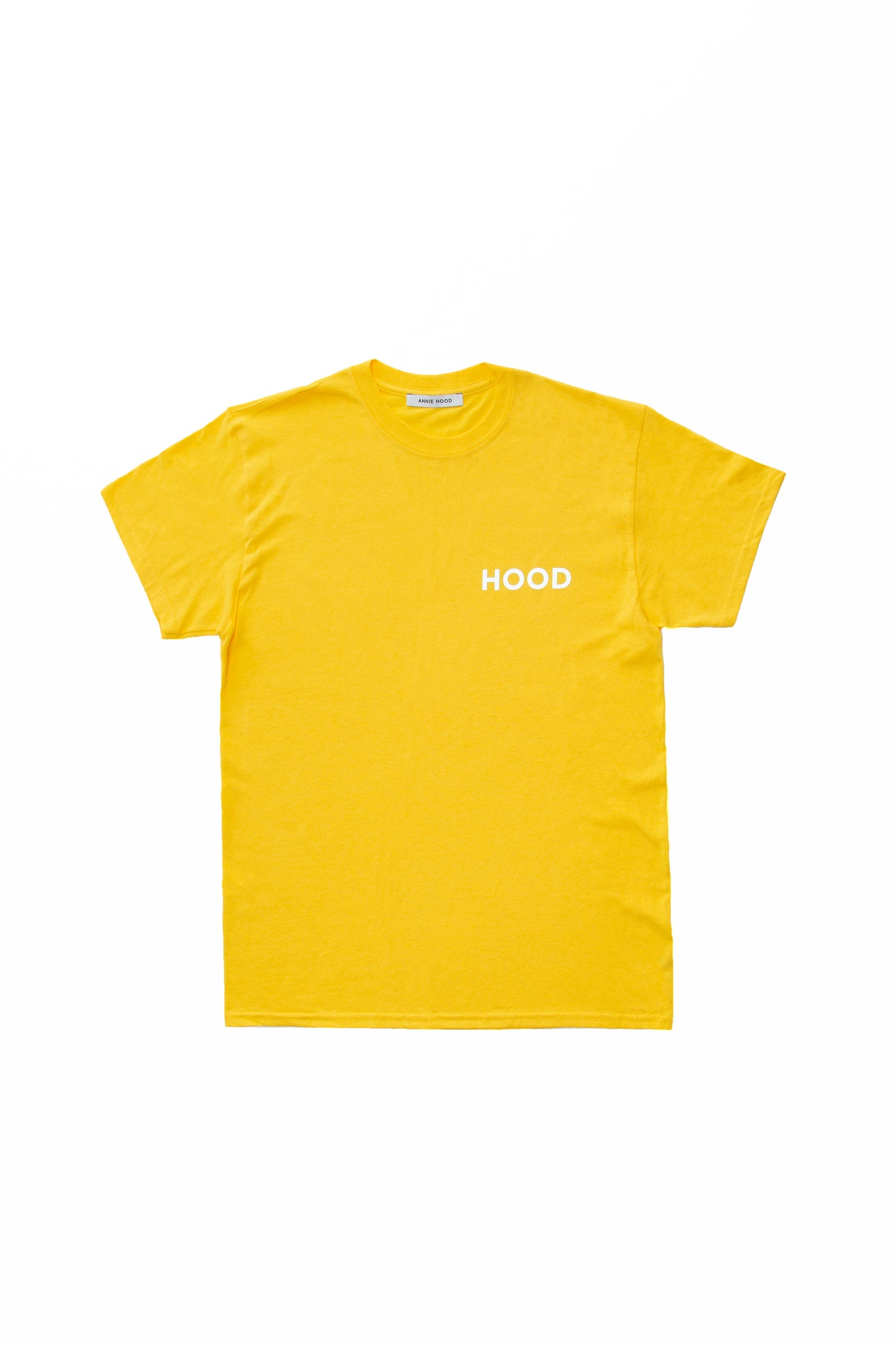 HOOD MERCH T 3M - YELLOW