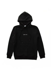 HOODY - IN DUST BLACK