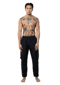 CARGO TECHPANT - BLACK
