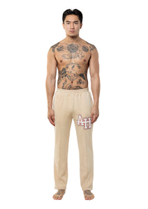 AH COLLEGE TROUSER - BEIGE