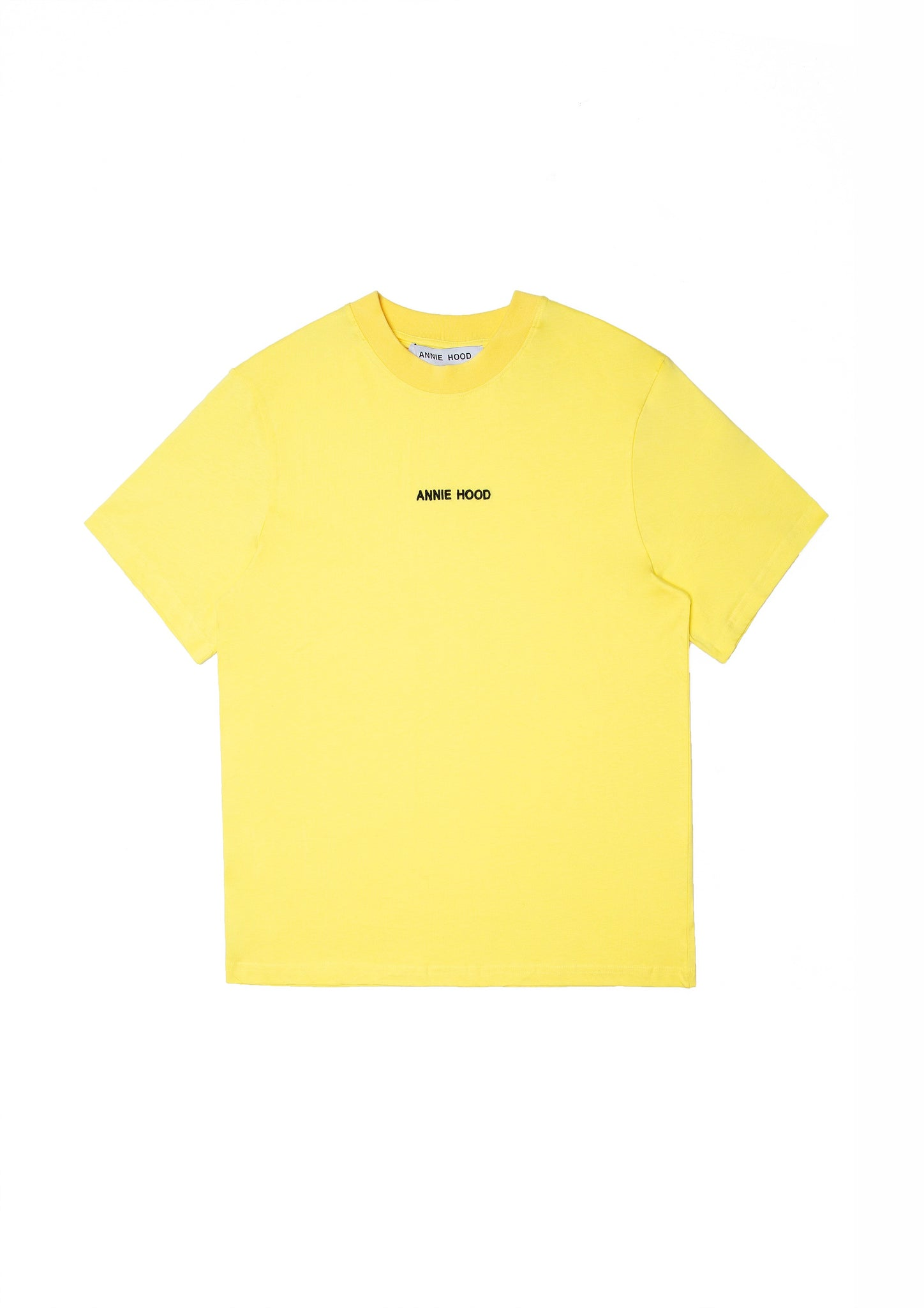 ESSENTIAL T SHIRT - YELLOW
