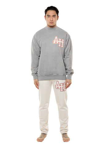AH COLLEGE JUMPER - GREY