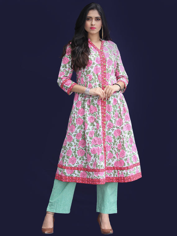 Rozana Lily Kurta Pants Set - KS11AS2028