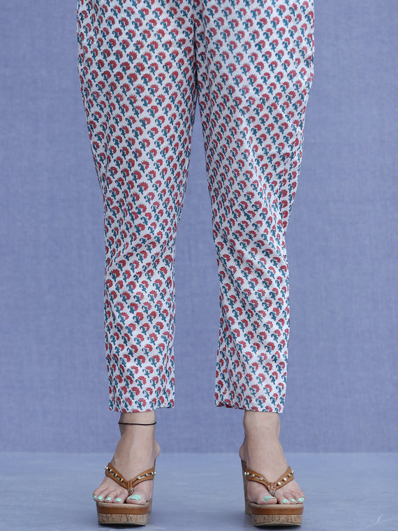 Jashn Nazima - Cotton Pants - KP66A2344