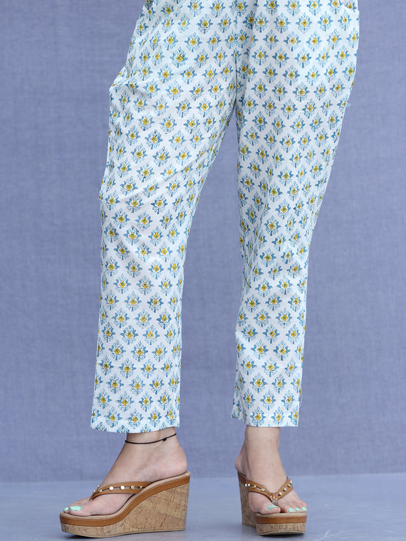 Jashn Yasmi - Cotton Pants - KP54B2345