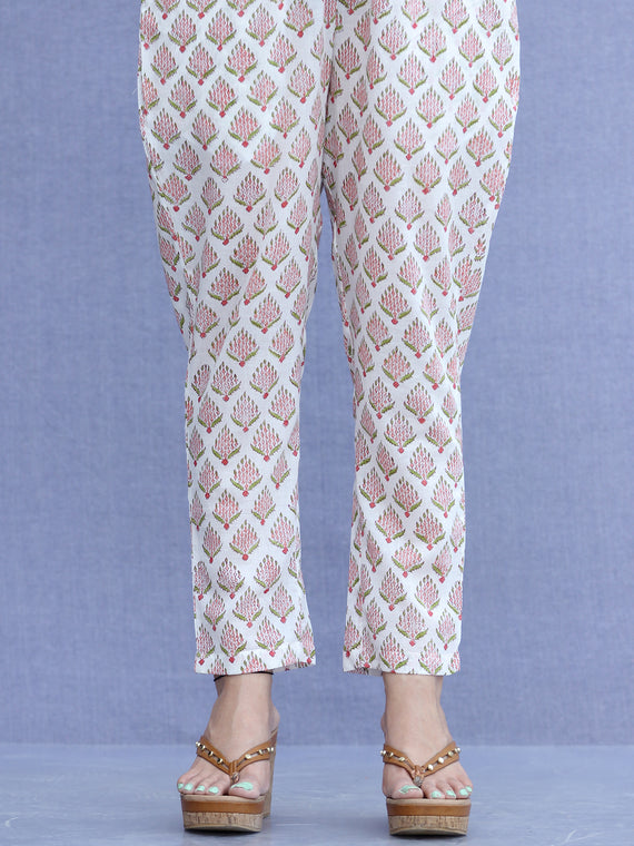 Jashn Shirat - Cotton Pants - KP64A2342