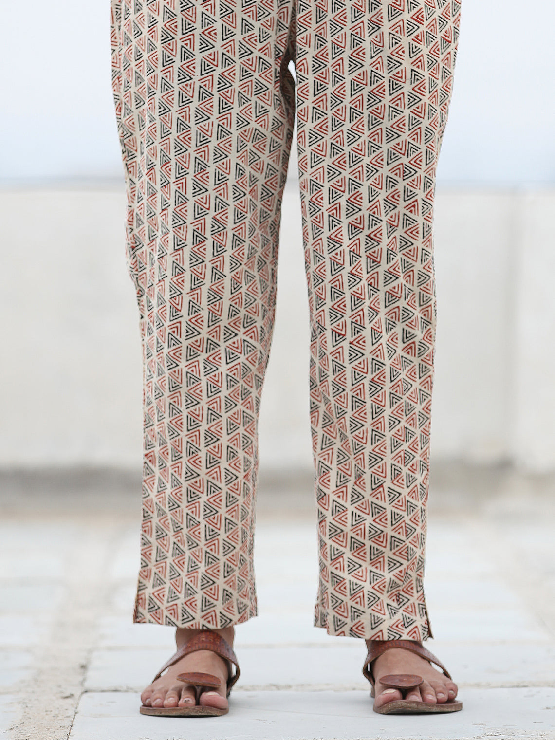 Bahaar Jumaina -  Cotton Pants - KP145A2443