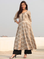Raas Afroza - Set of Flared Kurta & Palazz0 - KS81A2399