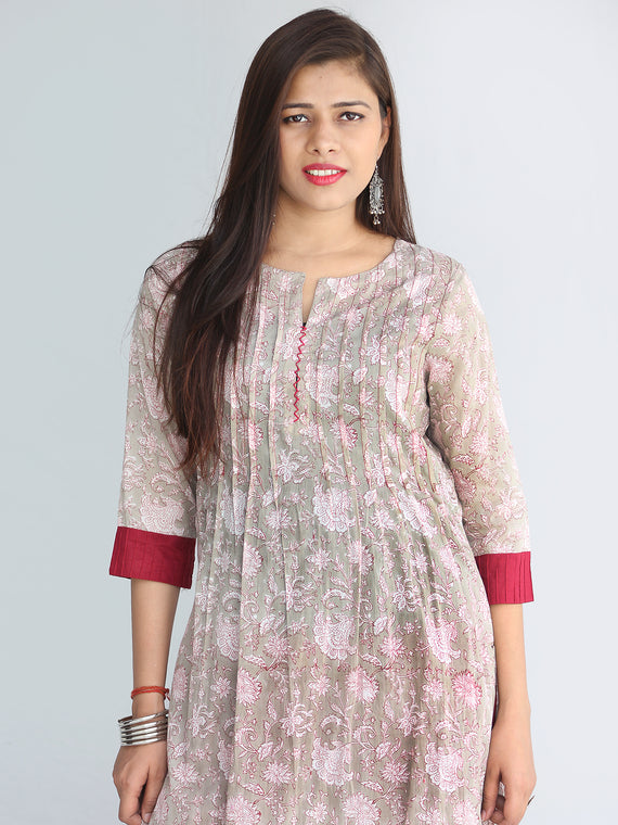 Rozana Zehan Kurta Pants Set - KS32AS2129
