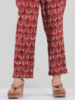 Bahaar Ibda - Set of Kurta Pants & Dupatta - KS47B1356D