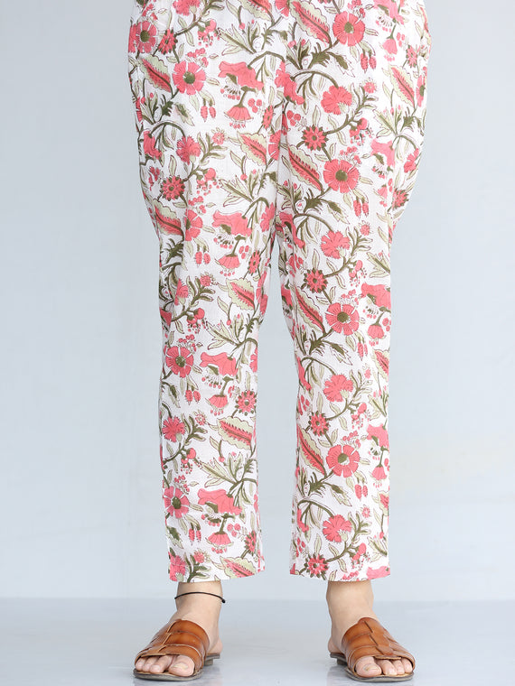 Jashn Ada - Cotton Pants -  KP46C2186