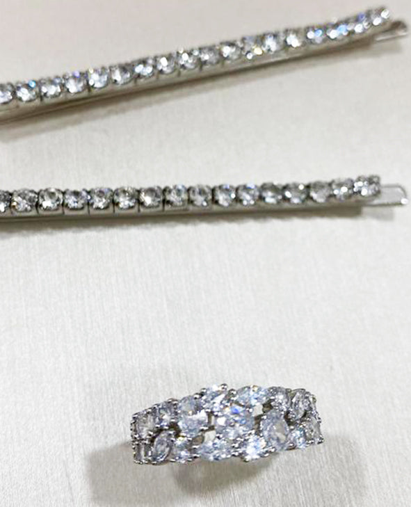 That's Chong - Bracelet + Ring Set (CWS0114S)