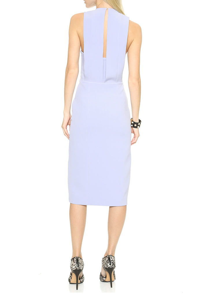 Lilac Tami Sleeveless Midi Dress