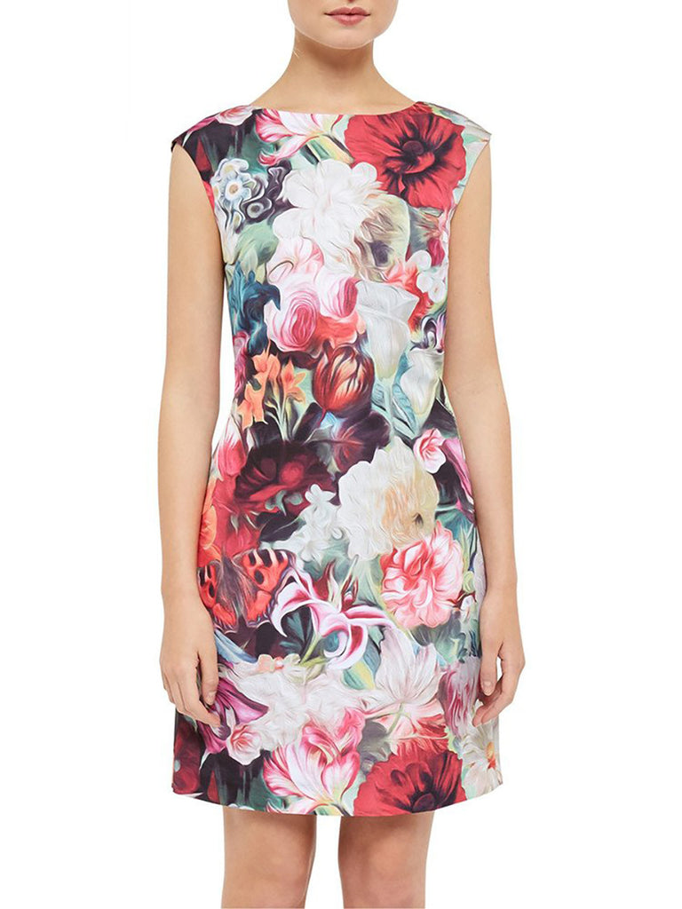 a9d778777 Ted Baker Floral Swirl Print Tunic dress