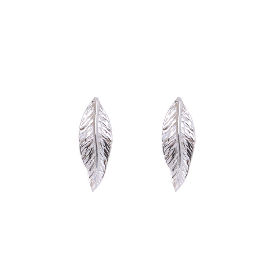 b9751dfe9 Silver Feather Stud Earrings – ol & co