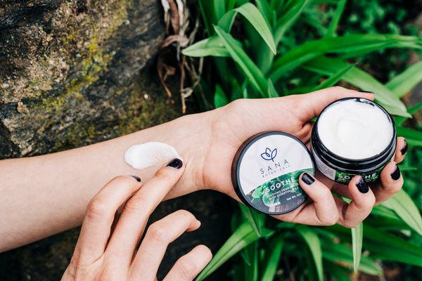 CBD Topical Cream for local pain