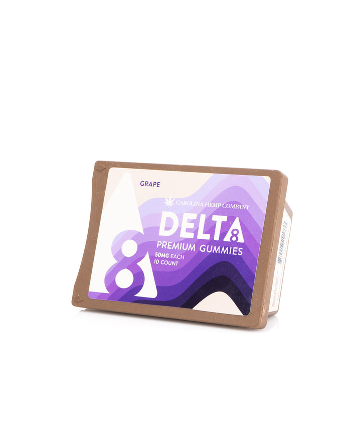 Delta 8 Gummies | 10 Pack | 50mg each