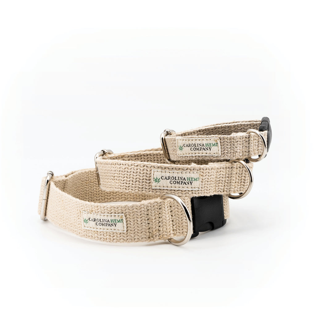 Dog Collars - Carolina Hemp Company
