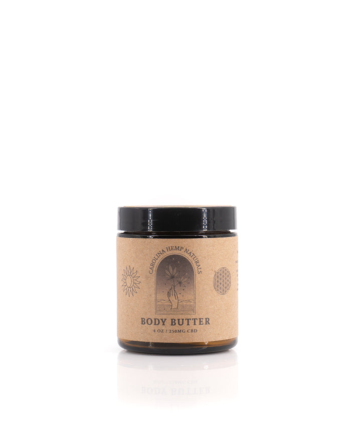 Body Butter | Carolina Hemp Naturals | Skin Care