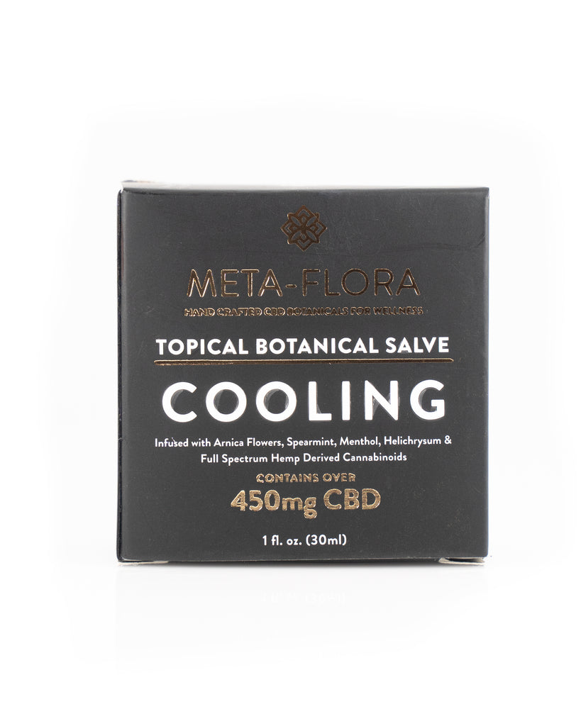 Meta-Flora Cooling Salve - Carolina Hemp Company