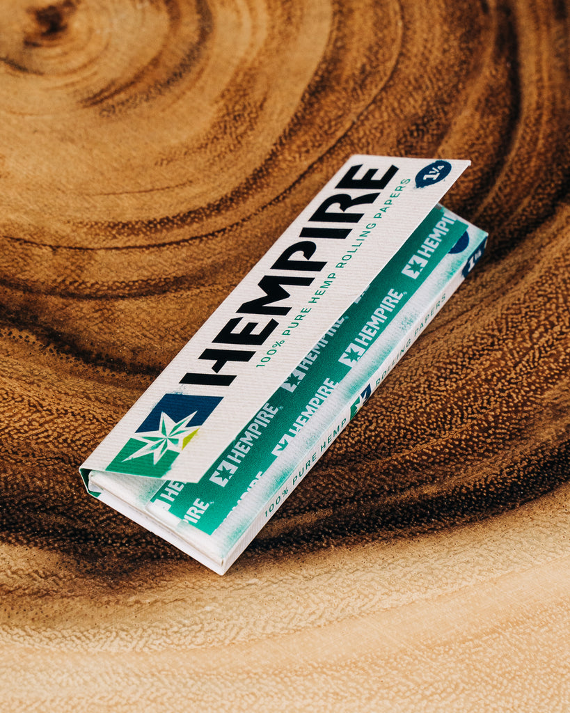 Hempire Hemp Rolling Papers - Carolina Hemp Company