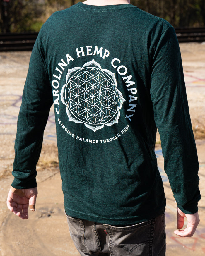 CHC Long Sleeve Triblend T-Shirt